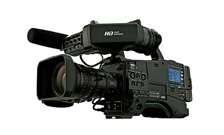 Panasonic full HD PAN AJHPX800G camera